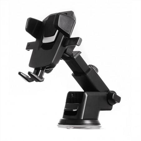 Uchwyt samochodowy teleskopowy na telefon deska rodzielcza