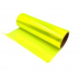 Folia do lamp żółta 100x30 cm